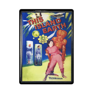 This Island Earth Vintage Movie Poster Magnet