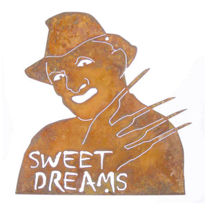 Sweet Dreams Wall Mount Sign