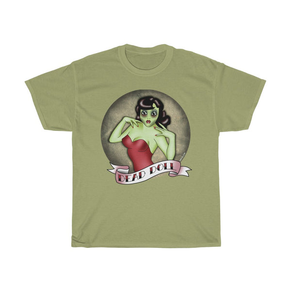 Dead Doll - Men's T-Shirt - FREE shipping in US