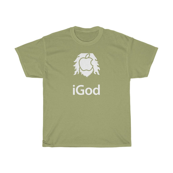 iGod Apple Parody - Men's T-Shirt - FREE shipping in US