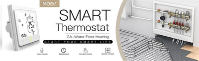 Install our smaet thermostat in an easier way