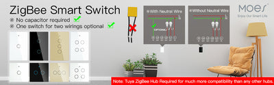 DIY your smart house with our smart switch