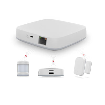 Tuya Smart Zigbee Gateway Hub Home Kit - Moes