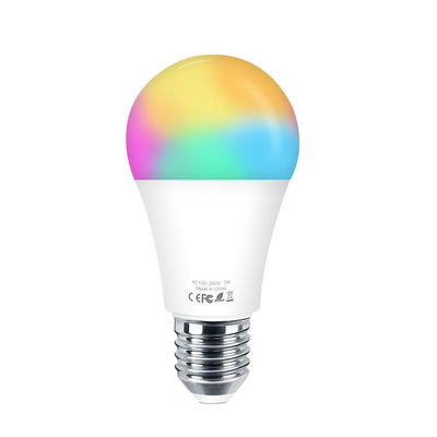WiFi Smart LED Dimmable Lamp 7W RGB E27 - Moes