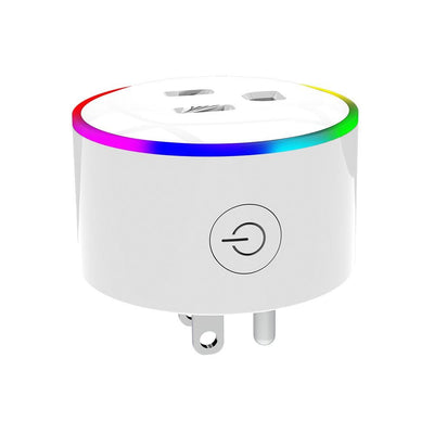 WiFi Smart Plug Outlet Wireless Power Socket - Moes