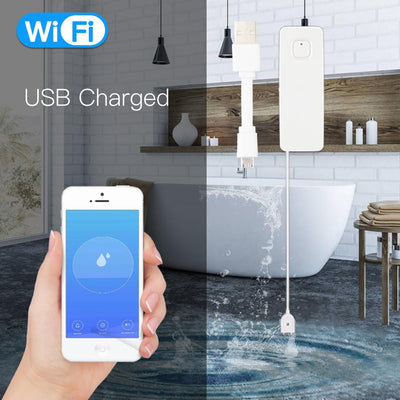 WiFi Smart USB Flood Sensor - Moes