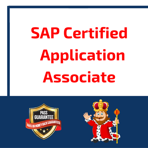 SAP Certified Application Associate