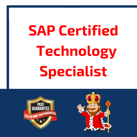SAP Certified Technology Specialist