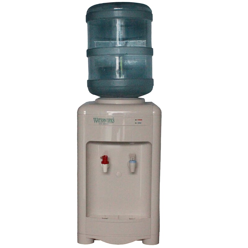 Waterworks SB5 Benchtop Water Cooler Hot Cold Chiller Bottle SB5C SB5CH