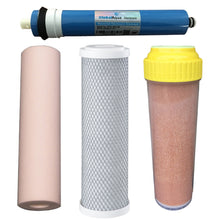 Load image into Gallery viewer, PRO-4-DJ RODI Marine Fish Tank Reverse Osmosis Water Filters RO DI Filter