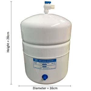 Reverse Osmosis 570LPD RO Water Filter + Membranes + All Filters + Pumps ROP-5-G