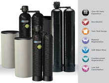 Load image into Gallery viewer, Whole House | Light Commercial Water Softener - Kinetico Hard Water Softeners