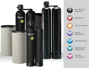 Whole House | Light Commercial Water Softener - Kinetico Hard Water Softeners