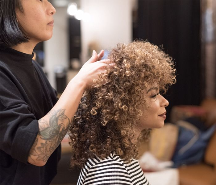Dear Stylist, Here's What You Need to Tell Your Curly Clients...