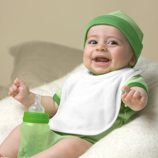 Stay-dry Milk-catcher Bibs (3 pack)