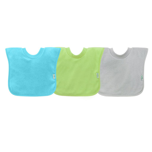 Pull-over Stay-dry Bibs (3 pack)