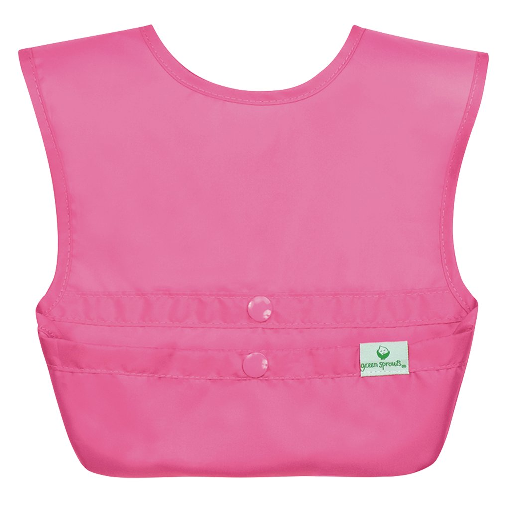 Snap + Go® Easy-wear Bib