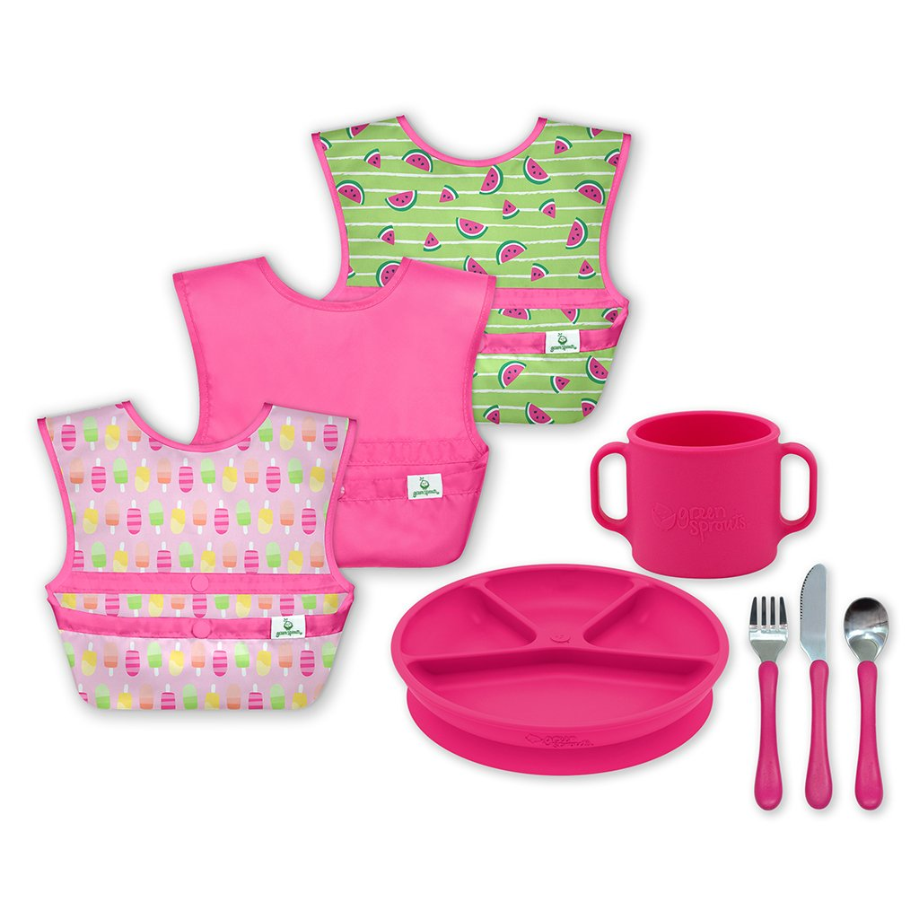 Toddler Mealtime Set (8 pieces)