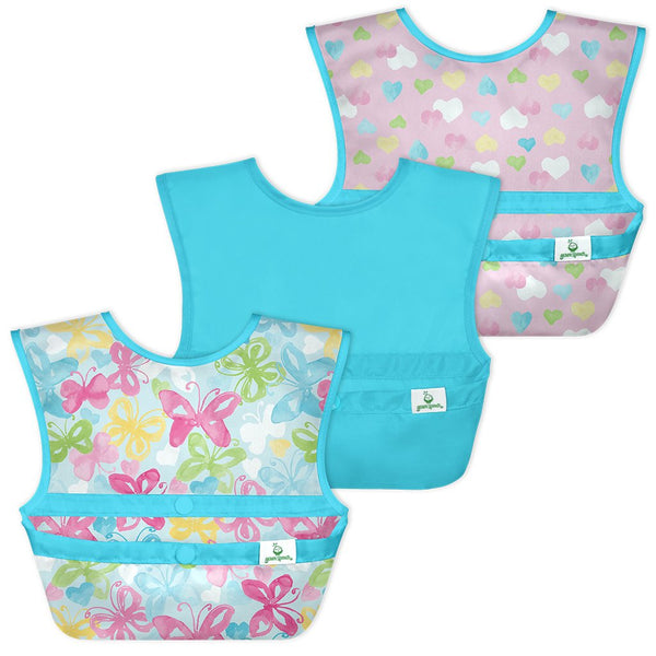 Snap + Go® Easy-wear Bibs (3 pack)