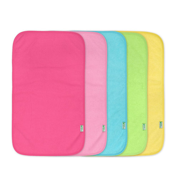 Stay-dry Burp Pads (5 pack)