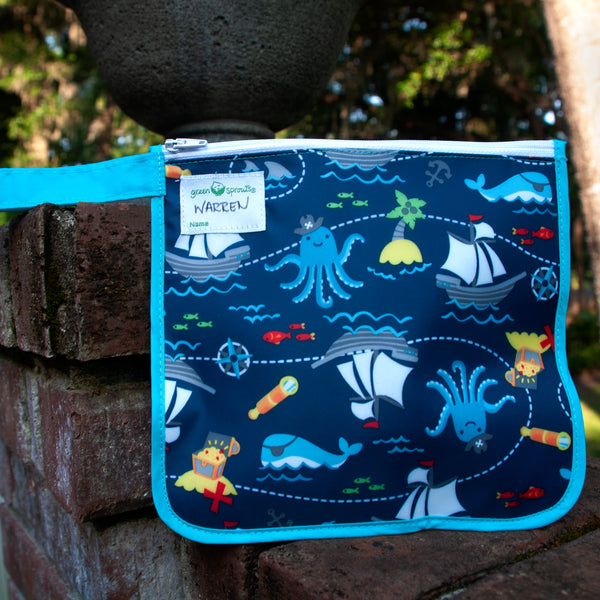 Reusable Insulated Snack Bag