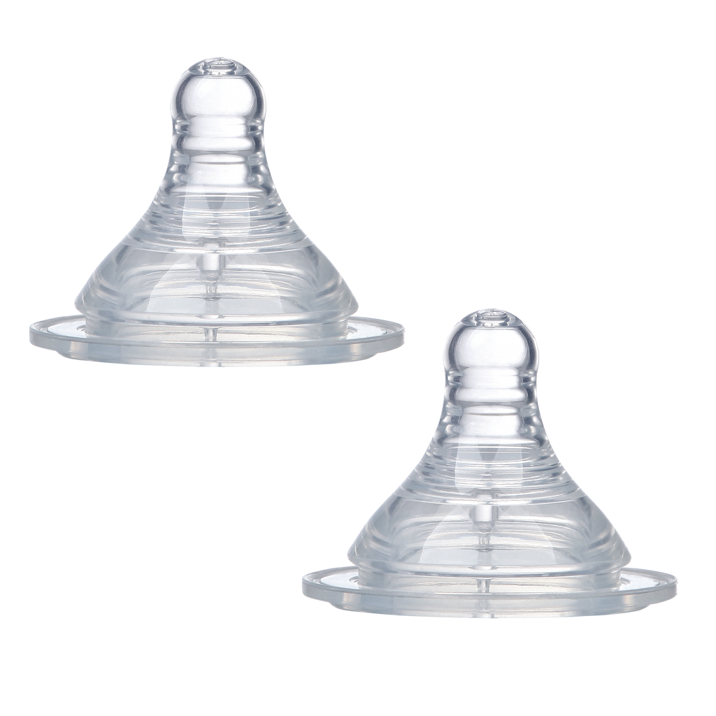 Nipples for Bottles and Cups (2 pack)