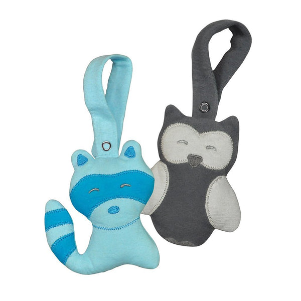 Adventure Friends made from Organic Cotton (2 pack)