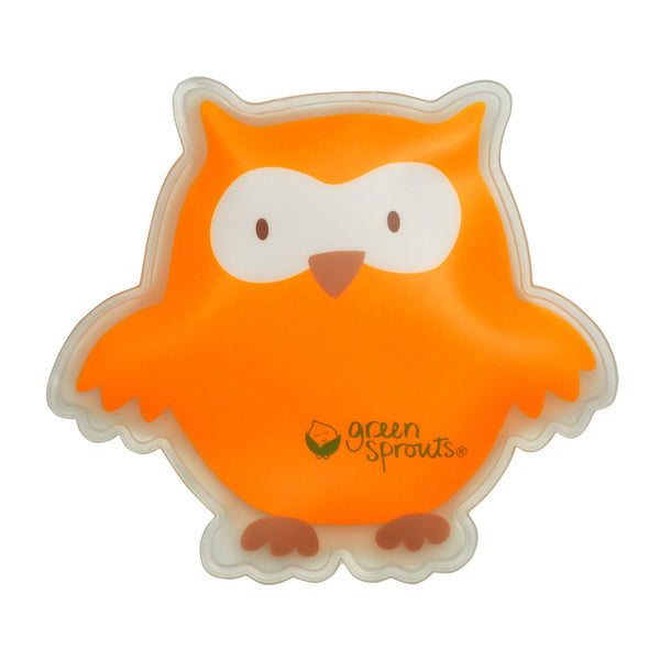 Cool Calm Press Orange Owl