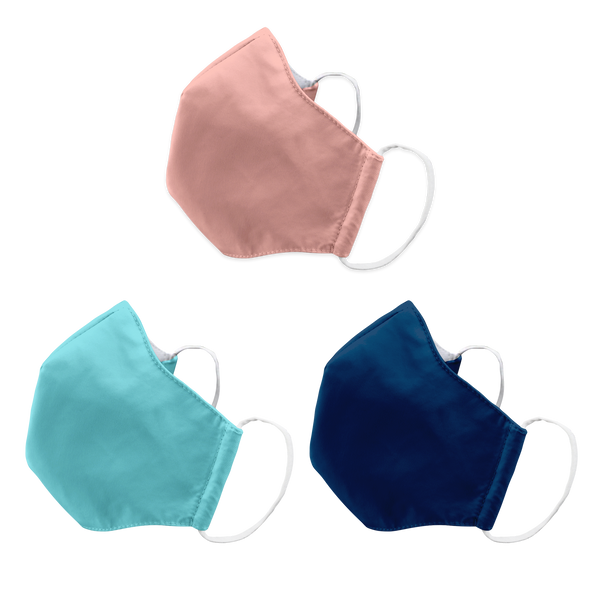 Adult Reusable Face Masks (3 pack)