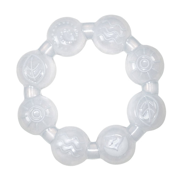 Ring Teether made from Silicone