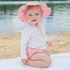 Ruffle Snap Reusable Absorbent Swim Diaper - Original