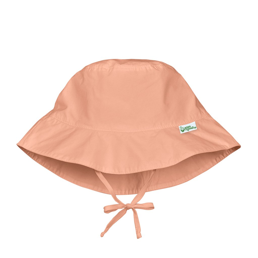 Coral Bucket Sun Protection Hat