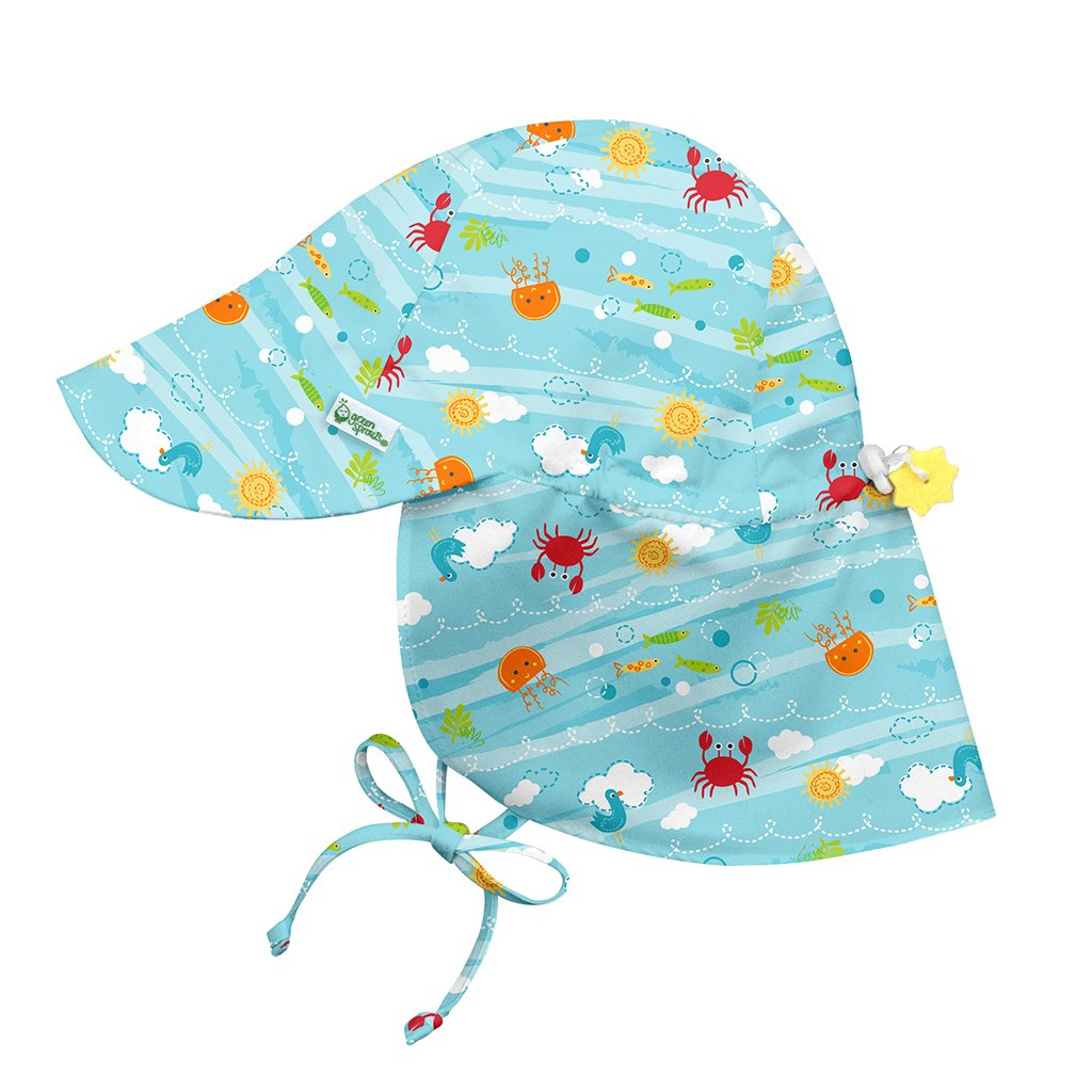 Flap Sun Protection Hat