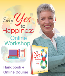 Say Yes To Happiness Workshop!
