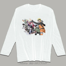 Load image into Gallery viewer, Beautiful Anime Naruto Characters T-Shirt