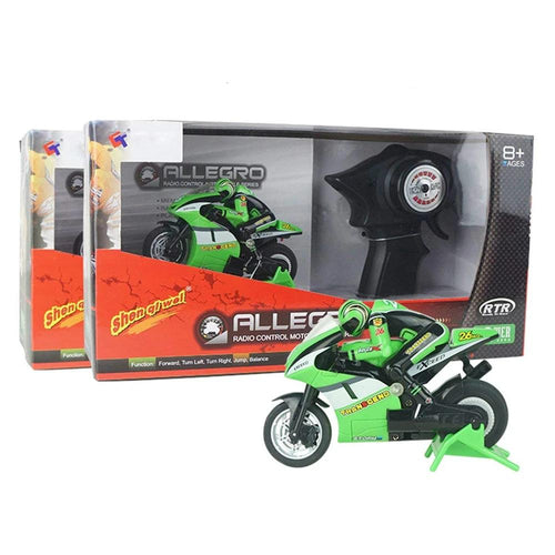 High Speed RC Electric Motorcycle