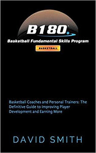 B180 Basketball Fundamental Skills Program- Hardcover