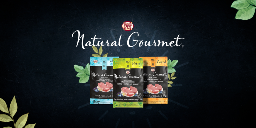 Alimento seco, Natural Gourmet