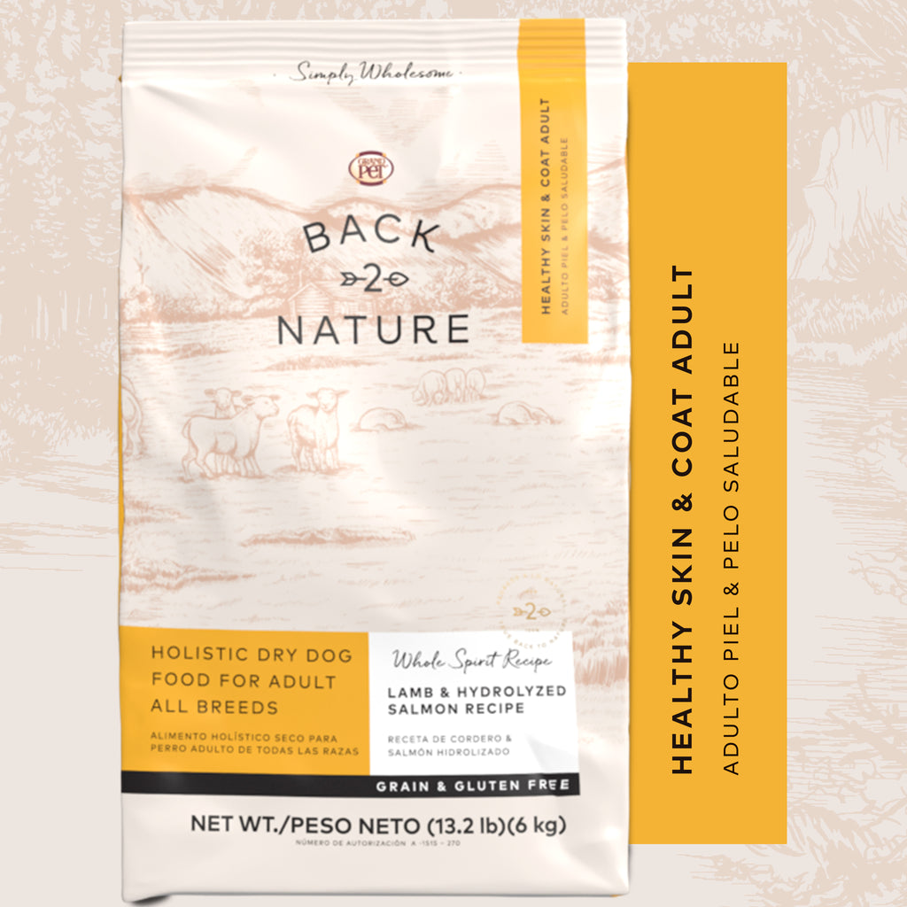 Back 2 Nature® Adulto Piel y Pelo Saludable