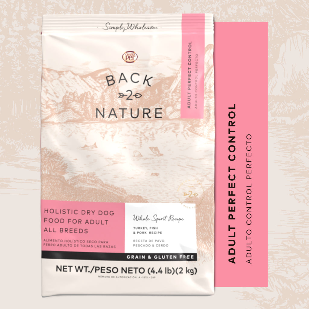 Back to Nature® Adult Control Perfecto