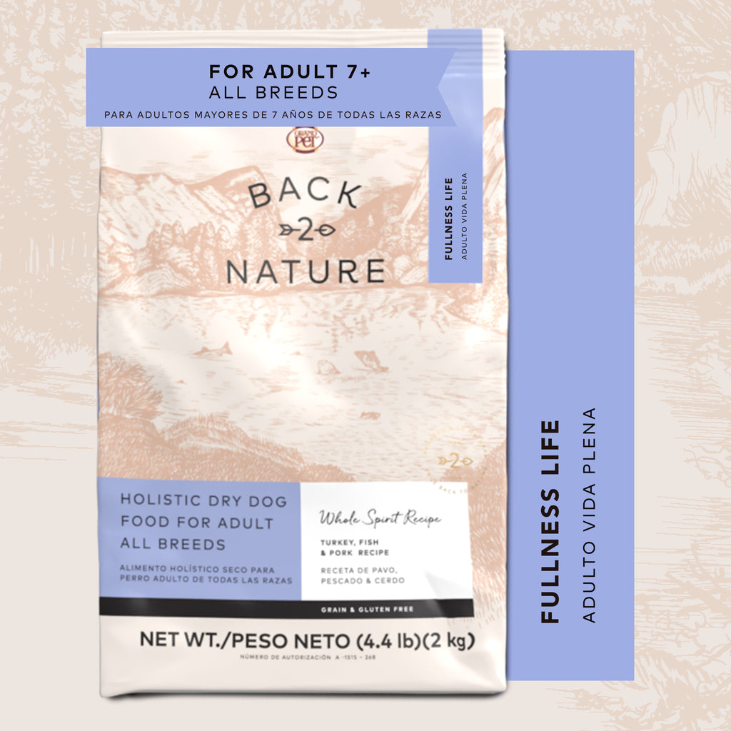 Back 2 Nature® Adulto Vida Plena