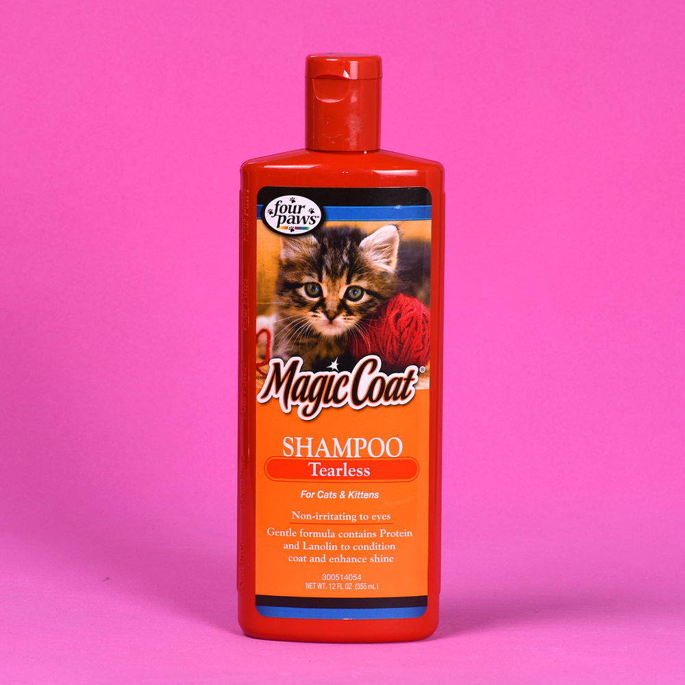 Shampoo Tearless, Magic Coat®