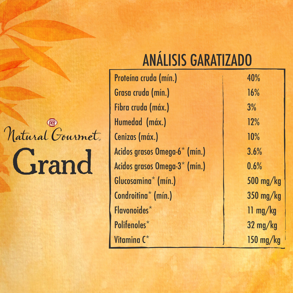 GrandPET Natural Gourmet Grand®