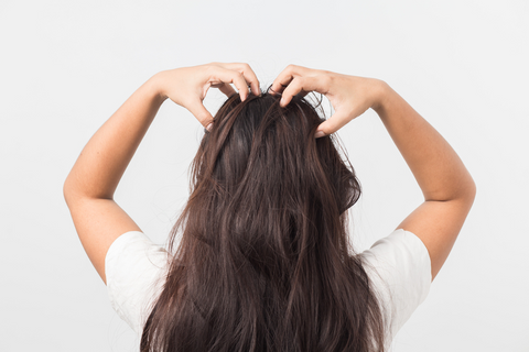 Give your scalp some blood circulation