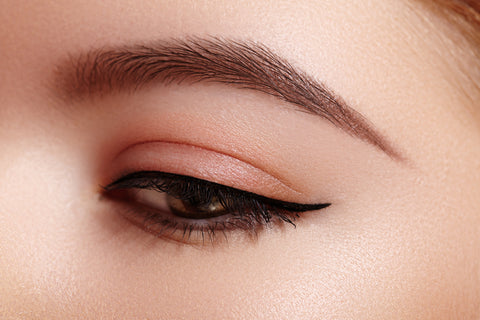 Beautiful eyeliner for female eye