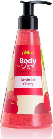 Plum Body Lovin Drivin Me Cherry Shower Gel