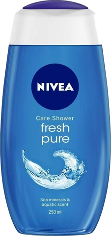 Nivea Shower Gel Fresh Pure