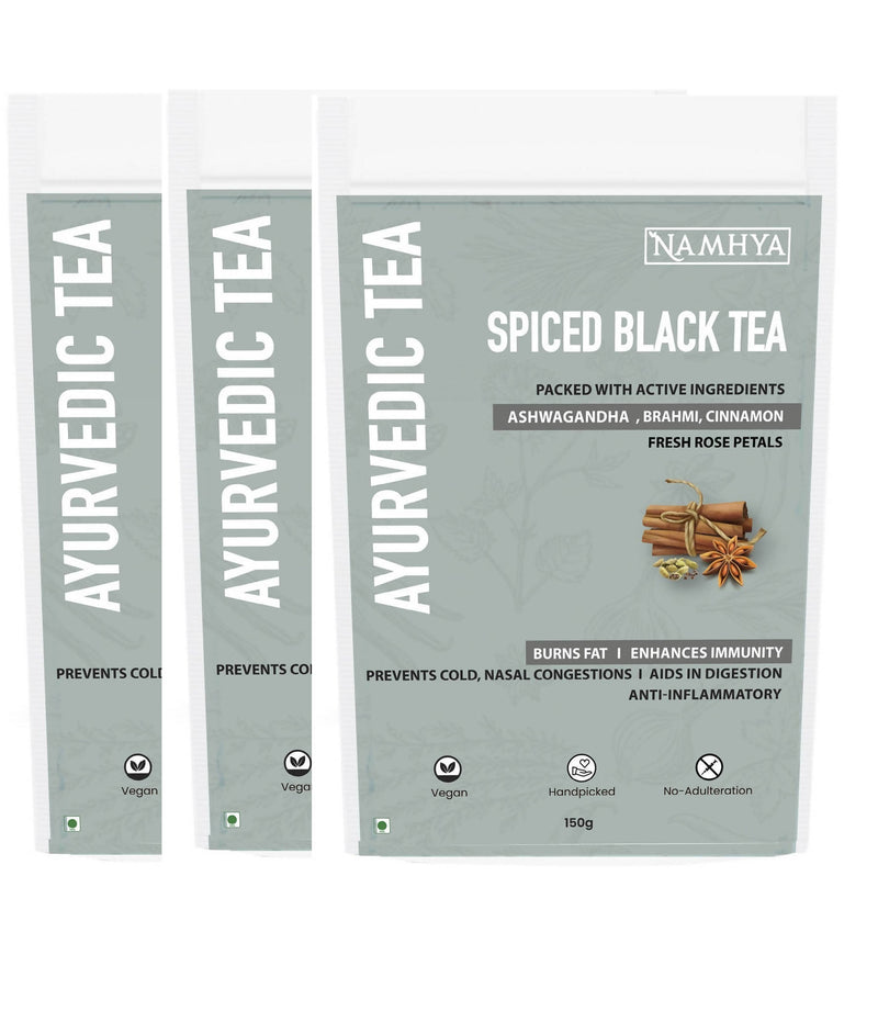 Namya Foods Ayurvedic tea- pack of 3