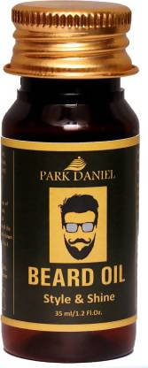Park Daniel Beard Oil for Beard hair Growth(35 ml) Hair Oil (35 g)