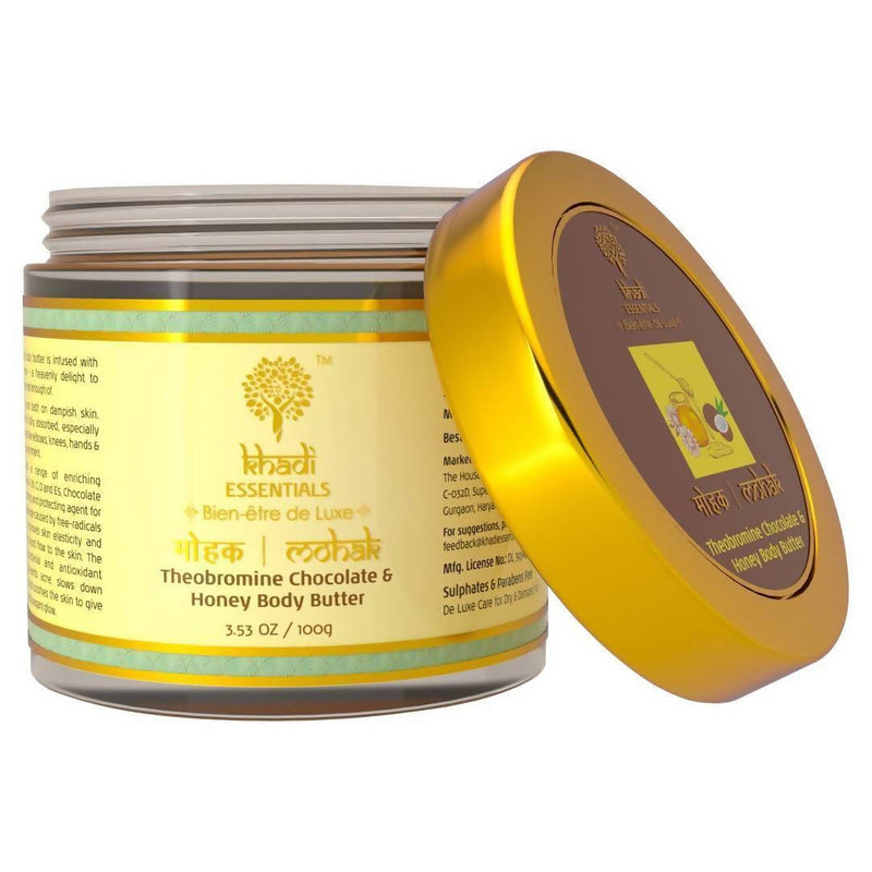 Khadi Essentials Mohak Body Butter